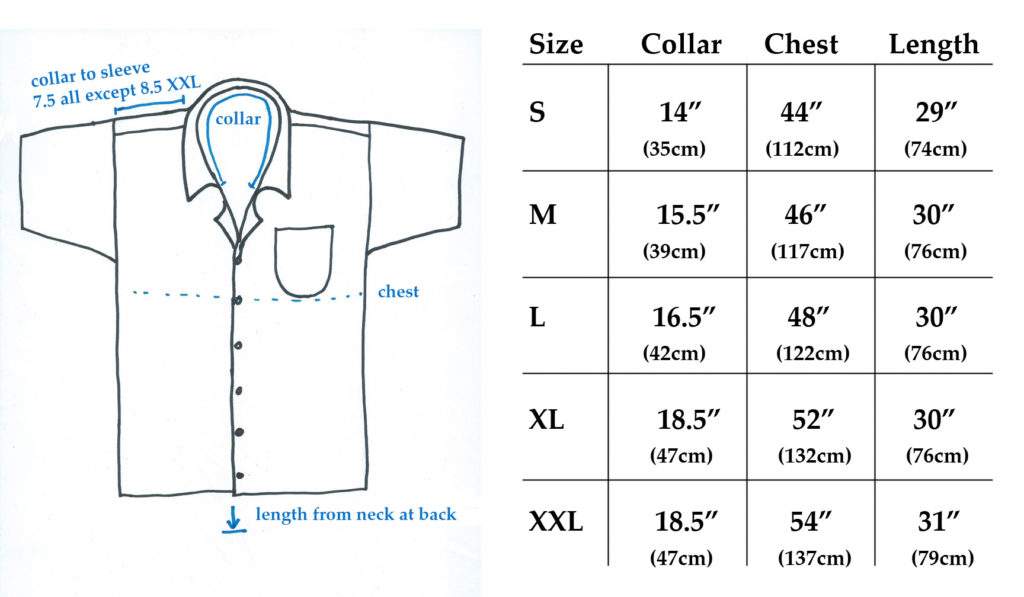shirt-measure