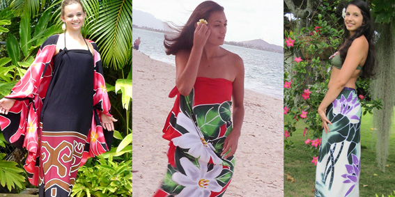 Product Categories Hand Painted Sarongs Plus Size Pareo Island